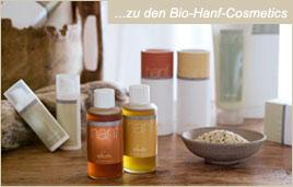 Hanf-Kosmetik