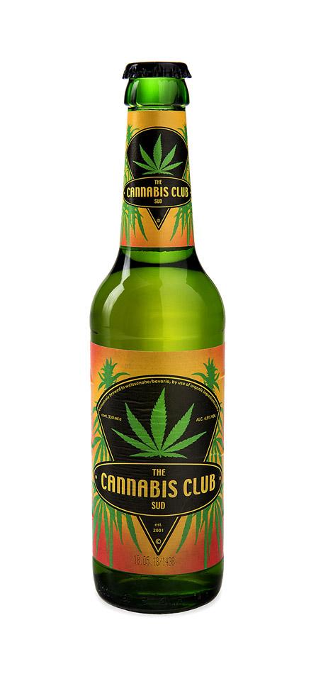 The Cannabis-Club-Sud Hanfbier